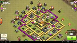 Clash of Clans: Doge Nation versus BRQa Yosef (Defense Win)