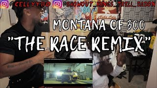 Baixar Montana Of 300 - The Race [REMIX] Shot By @AZaeProduction - REACTION