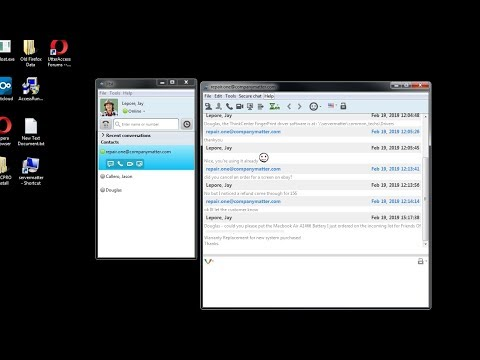 Jitsi Chat - Client For Windows - Installation & Initial Configuring