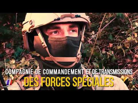 Transmetteur dans les forces spéciales