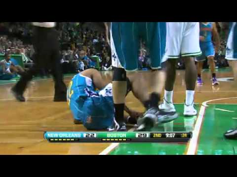 Hornets vs Celtics | Game Recap  | NBA 2012-13 Season 16/01/2013