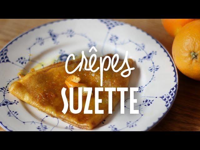 Crêpes Suzette | Rendez-vous à Paris