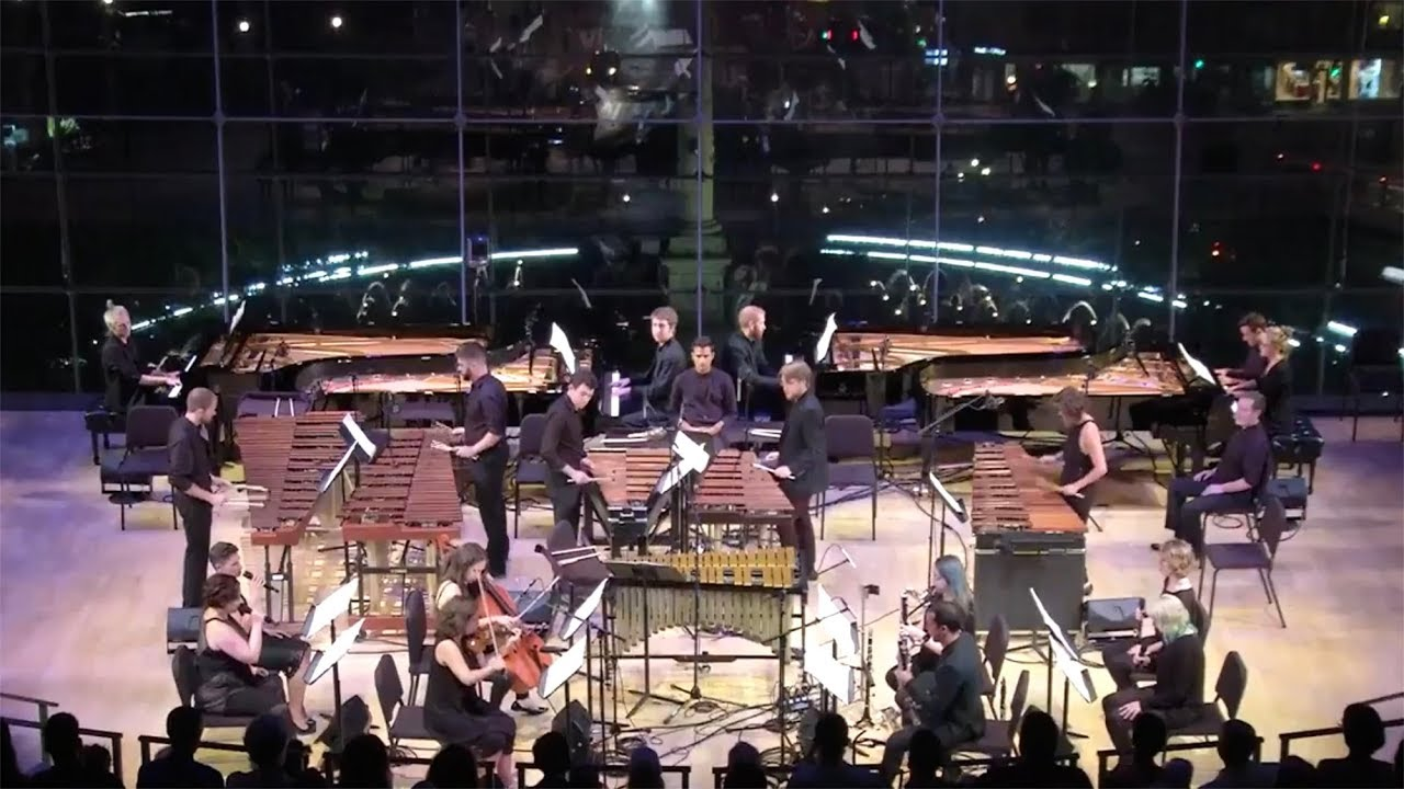 Reich/Reverberations: Double Sextet and Music for 18 Musicians at Lincoln Center Festival