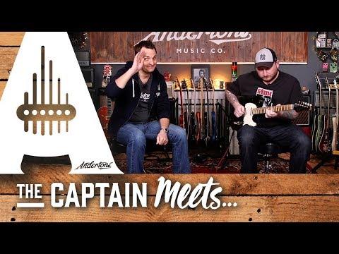 The Captain Meets Josh Smith