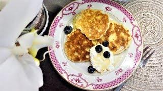 Вкусные и Быстрые ПП СЫРНИКИ   Диетический и очень Простой Завтрак