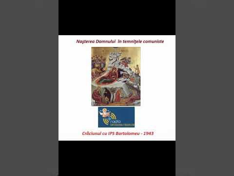 Crăciunul cu IPS Bartolomeu în puşcărie - 1943