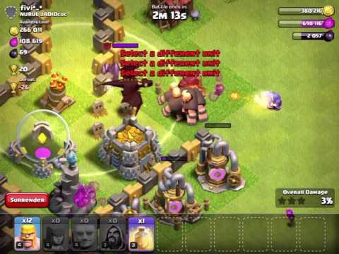 Jak zarabiać gemy na clash of clans ( jak ja zarabiam gemy )