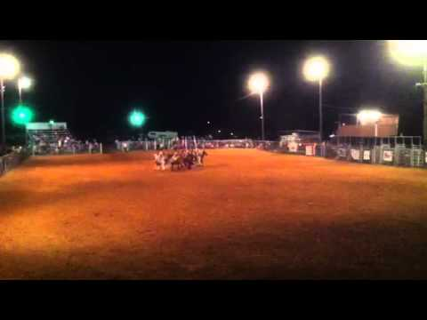 Healdton, Oklahoma Rodeo - Friday Night Performance ...