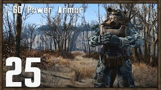 Fallout 4 PC Gameplay Part 25 - T-60 Power Armor Location