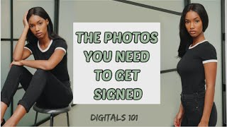 THE PROPER WAY TΟ SUBMIT TO MODELING AGENCIES! - how to take digitals