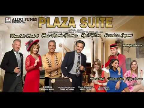 Osvaldo Laport - Ana Maria Picchio - Maria Roji - Plaza Suite - con RedTeatral