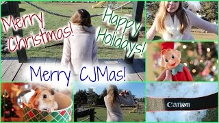 Merry Christmas and Happy Holidays! | CJMas Thumbnail