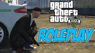 GTA V RolePlay - Tão Me Caçando!!!