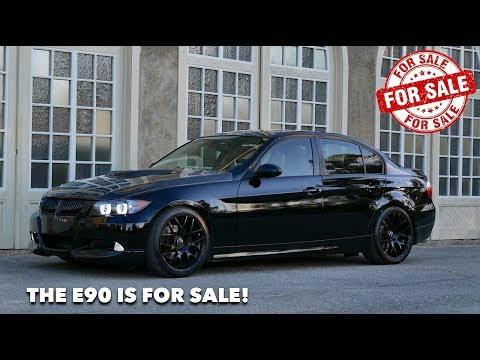 THE JD CARS E90 IS FOR SALE // EBay Auction Now Live!