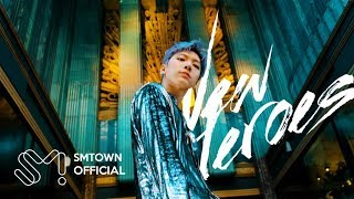 TEN (of NCT) 'New Heroes' Lyric MV