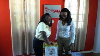 The Cell St Lucia Christmas Draw Week 3