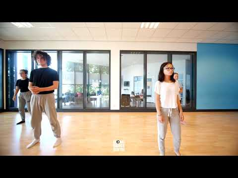 Jasmine van der Gaast / modern - Global Dance Centre Almere - 2019