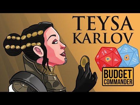 Budget Commander: Teysa Karlov