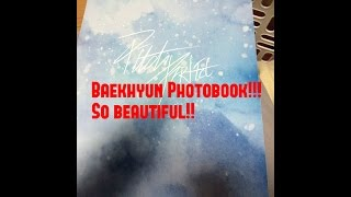 Baekhyun Polar Light Pitch Perfect Photobook