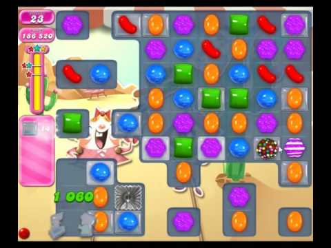 Candy Crush Saga Level 2144 - NO BOOSTERS