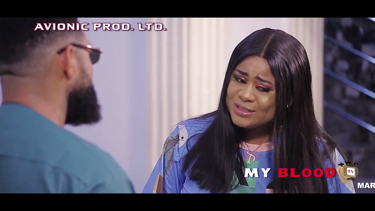 Download MY BLOOD ( New Movie HD) - Uju Okoli 2021 Latest Nigerian Nollywood Movie Full HD