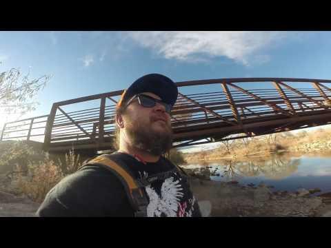 fishing trip pueblo lake, hatchery, and park