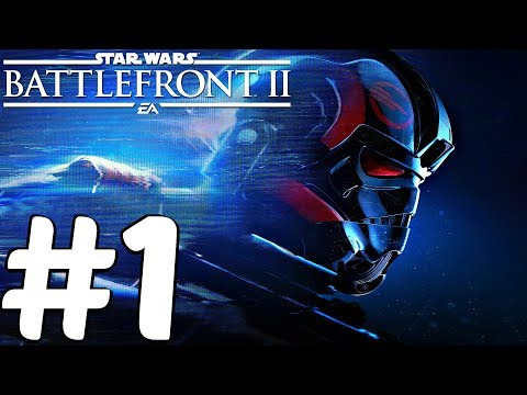 Star Wars Battlefront 2 - Gameplay Walkthrough Part 1 - Closed Beta Multiplayer [1080P 60FPS ULTRA]