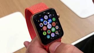 Apple Watch series 3介紹