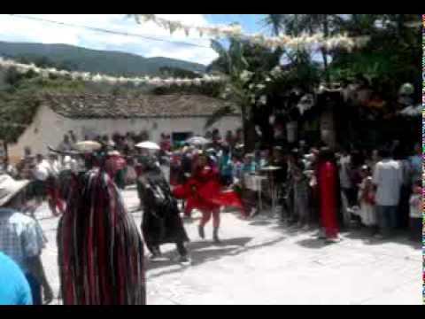 Mochitlan - Santa Ana Visita a su Pueblo 2011