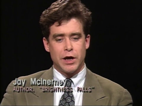 Jay McInerney interview (1992)
