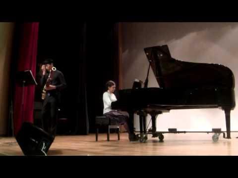 IB Music HL Performance2- Justin Byun (Bassoon)