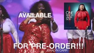 gospel singer Jekalyn Carr(new Album)