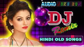 Hindi Old Dj Song ❤️ 90's Hindi Superhit Dj Mashup Remix Song ❤️ Old is Gold (Hi Bass Dholki Mix)