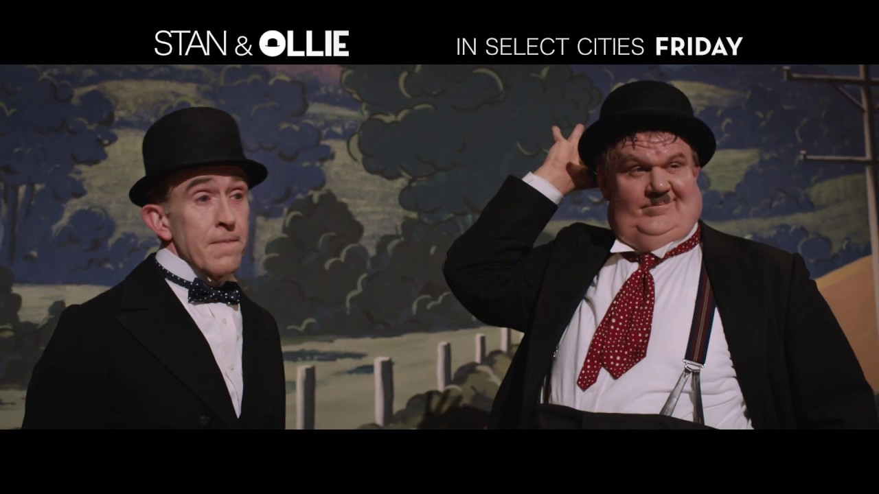 Stan & Ollie - Performance Piaf - In Theatres January!