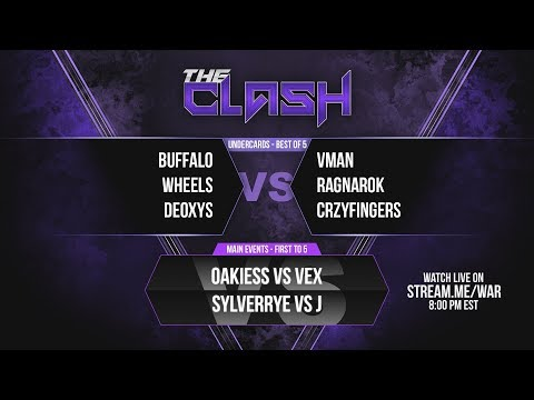 Injustice 2: THE CLASH #12 FT. Oakiess, Buffalo, J, Ragnarok, Sylverrye