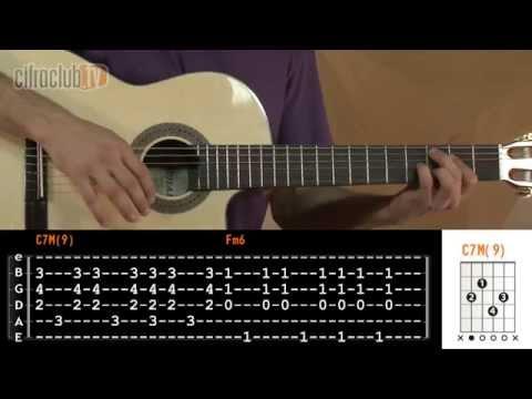 Flor de Lis - Djavan (aula de violão)