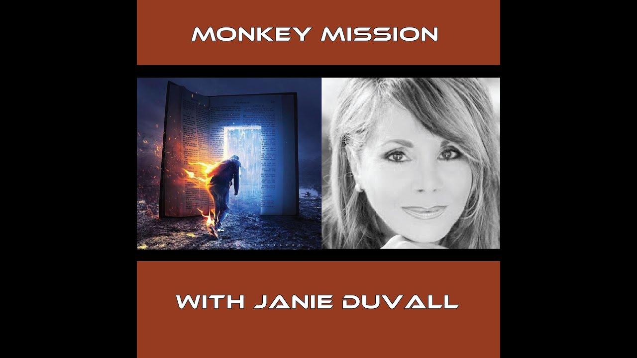 Monkey Mission Janie DuVall