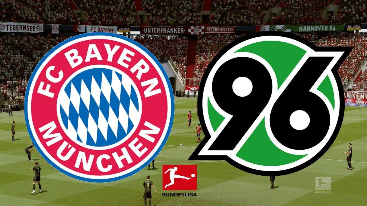 Hannover Vs Bayern 2020