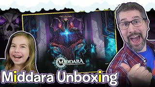 Middara Unboxing: First look at Unintentional Malum Act 1