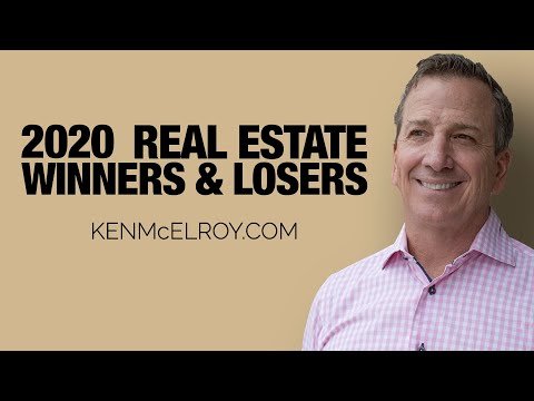 2020 Real Estate Winners & Losers