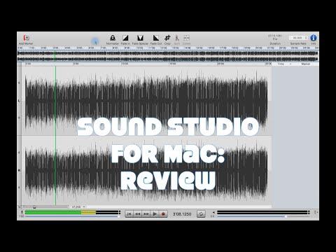 Sound Studio 4 for Mac: Review