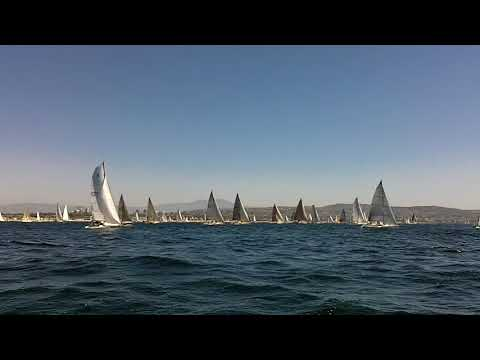 newport to san diego race