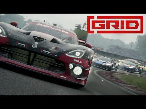GRID | 'Get Your Heart Racing' Trailer | #LikeNoOther