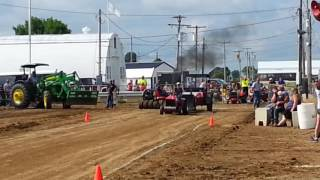 Luke cat diesel mendon il 1st place