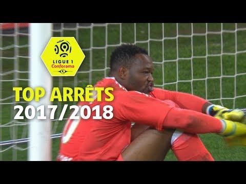 Top 10 arrêts | saison 2017-18 | Ligue 1 Conforama