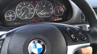 видео Почему не крутит стартер BMW E39 или крутит, но не заводится машина