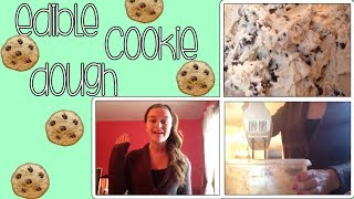 Edible Cookie Dough   Martina