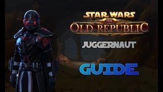 SWTOR 6.0 Juggernaut Guide - Set Bonuses & Tacticals