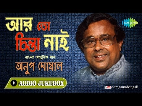 Aar To Chinta Naire | Bengali Modern Songs by Anup Ghoshal | Audio Jukebox