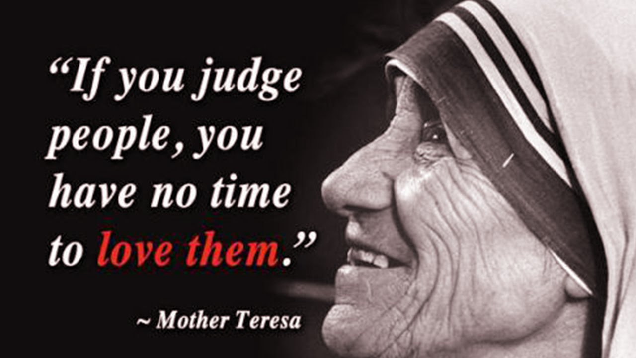 Worlds Best Quotes Top 10 Inspirational Mother Teresa Quotes  Youtube